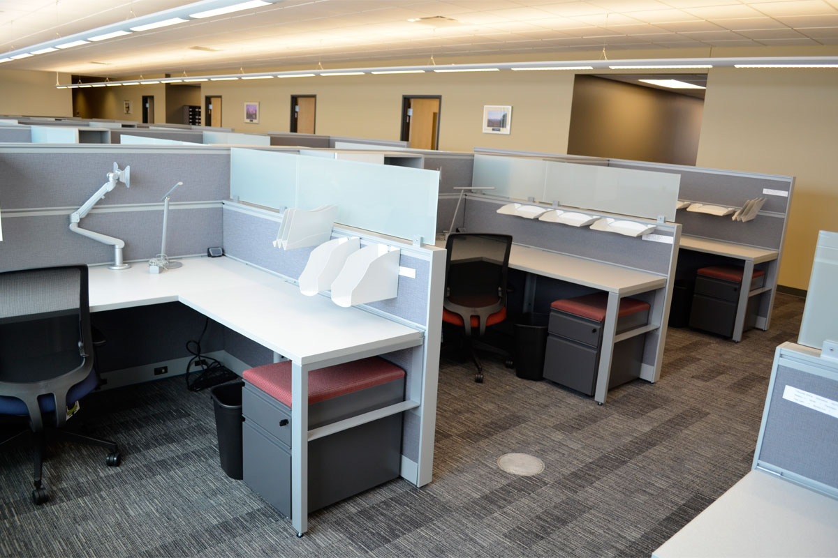 Office Workstations 1